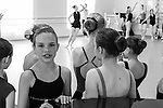 """1st Spring Gala Studio Rehearsal """"Cinderella"""" and """"The Space In Between"""", 13 March 2011. Cary Ballet Conservatory, Cary, North Carolina"""