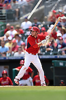 St. Louis Cardinals Ty Kelly (68) during a Spring Training game against the New York Mets on April 2, 2015 at Roger Dean Stadium in Jupiter, Florida.  The game ended in a 0-0 tie.  (Mike Janes/Four Seam Images)