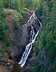 Pattison State Park, WI<br /> Manitou Falls (165 ft)