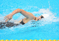 July 28, 2012: SHIWEN YE of China competes in women's 400 meter individual medley final at the Aquatics Center on day one of 2012 Olympic Games in London, United Kingdom.