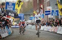 6th time Overijse winner: Sven Nys (BEL)<br /> <br /> Vlaamse Druivencross Overijse 2013