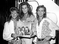 Montreal (Qc) CANADA <br /> - Nov 14 1988 - Les BB album launch