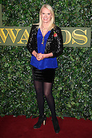 Anneka Rice<br /> at the Evening Standard Theatre Awards 2016, Old Vic Theatre, London.<br /> <br /> <br /> ©Ash Knotek  D3197  13/11/2016