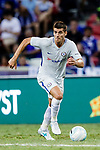 Chelsea Forward Alvaro Morata in action during the International Champions Cup 2017 match between FC Internazionale and Chelsea FC on July 29, 2017 in Singapore. Photo by Marcio Rodrigo Machado / Power Sport Images