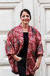 Spanish actress Nora Navas during the 60th Seminci. October 29,2015.(ALTERPHOTOS/Acero)