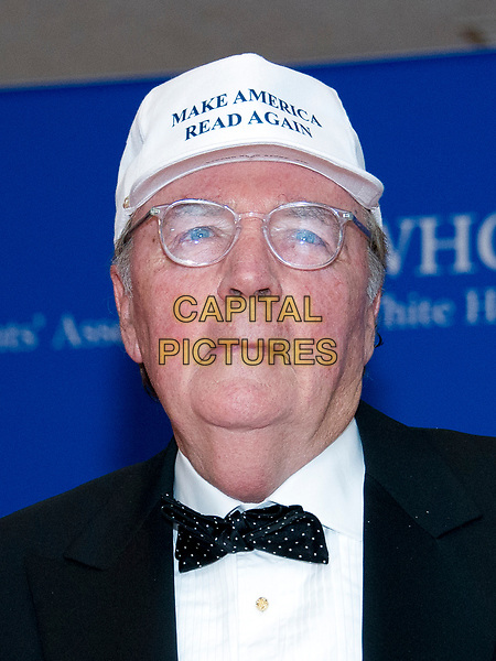 Author James Patterson arrives for the 2017 White House Correspondents Association Annual Dinner at the Washington Hilton Hotel on Saturday, April 29, 2017.<br /> CAP/MPI/RS<br /> ©RS/MPI/Capital Pictures