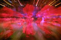 brazilian dancers in a night club