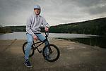 Matti Hemmings - Flatland BMX - Brecon Beacons - Wales - 18th April 2017 <br /> <br /> Photographer - Ian Cook IJC Photography