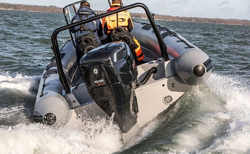 Cox Powertrain has successfully received £9 million from existing private investors and secured a further £3million loan from HSBC UK Equipment Finance to help support the ramp-up in production to meet the increasing demand for the 300hp diesel outboard across the globe.