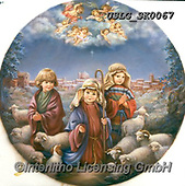 CHRISTMAS CHILDREN, WEIHNACHTEN KINDER, NAVIDAD NIÑOS, paintings+++++,USLGSK0067,#XK# ,Sandra bKock,victorian ,Holy Family