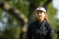 STANFORD, CA - APRIL 23: Brittany Kwon at Stanford Golf Course on April 23, 2021 in Stanford, California.