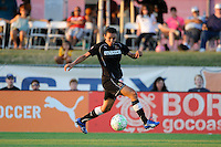 Marta (10) of the Western New York Flash. The Western New York Flash defeated Sky Blue FC 4-1 during a Women's Professional Soccer (WPS) match at Yurcak Field in Piscataway, NJ, on July 30, 2011.