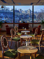 Panoramabar Hotel Le Sud 2, rue Emile Mousel, Clausen, Luxemburg-City, Luxemburg, Europa<br /> , Luxembourg City, Europe