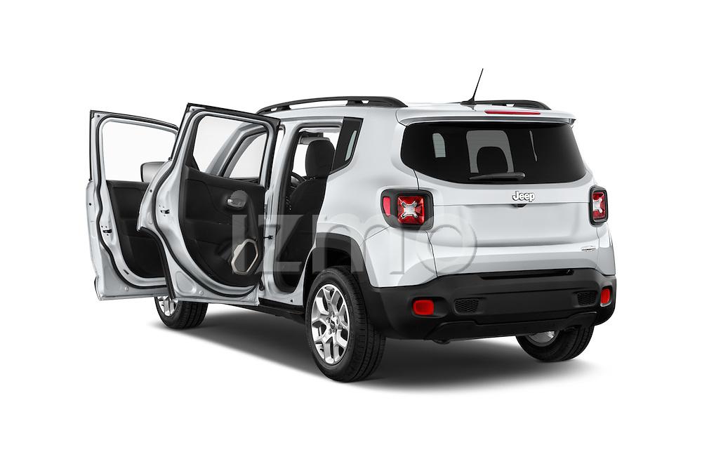 Car images of a 2015 JEEP Renegade Latitude Door Sport Utility Vehicle Doors