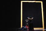 Blanche Neige.Pièce pour 26 danseurs - Création Biennale..Chorégraphie : Angelin Preljocaj..Musique : Gustav Mahler - Costumes : Jean-Paul Gaultier - Décors : Thierry Leproust - Vidéo : Gilles Papain - Assistant, adjoint à la direction artistique : Youri Van den Bosch - Assistante répétitrice : Claudia De Smet - Choréologue : Dany Lévêque..Maison de la danse, Lyon France.le 24 septembre 2008..Copyright Laurent Paillier / photosdedanse.com All rights reserved