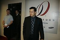 Guy Boucher , Juillet 2009<br /> <br /> PHOTO :  Agence Quebec Presse