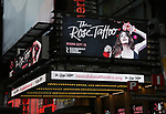 """""""The Rose Tattoo"""" - Theatre Marquee"""