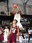 Alabama State Hornets guard Kenderek Washington (20) in action during the SWAC Tournament game between the Alabama State Hornets and the  Alabama A&M Bulldogs at the Special Events Center in Garland, Texas. Alabama State Hornets defeat Alabama A&M Bulldogs 81 to 61