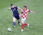 23.06.2021 Croatia v Scotland follow ups: Luka Modric and Andy Robertson