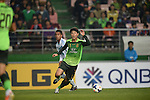 Jeonjuk Hyundai Motors vs Melbourne Victory during the 2014 AFC Champions League Group G match on April 22, 2014 at the Jeonju World Cup Stadium in Jeonju, Korea Republic. Photo by World Sport Group