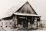 Chew Kee Store (Chinese herb store) once owned by Chinese doctor Chew Kee during the California Gold Rush, then cared for by Jimmy Chow, adopted son until his death in 1965 in the town formally known as Oleta.<br /> <br /> Photo from the Amador County Archives.
