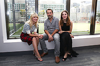 "DIRECTOR MELANIE LAURENT, GILLES LELLOUCHE AND MARIA VALVERDE - FILM ""PLONGER"" - 42ND TORONTO INTERNATIONAL FILM FESTIVAL 2017"