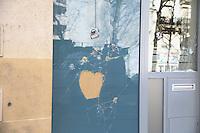 ECHAUFFOUREES - MANIFESTATION INTERSYNDICALE ET DE LYCEENS ET ETUDIANTS CONTRE LE PROJET DE LOI EL KHOMRI SUR LA REFORME DU CODE DU TRAVAIL