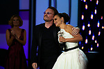 Penelope Cruz and Bono U2 attends in the  Donostia award during the 67th San Sebastian Donostia International Film Festival - Zinemaldia.September 27,2019.(ALTERPHOTOS/Yurena Paniagua)