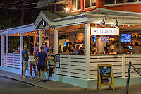 The Longboard restaurant<br /> Cruz Bay<br /> St. John<br /> US Virgin Islands