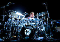 PHOTO BY © STEPHEN DANIELS    05/08/2010 <br /> The Faces at O2 Dome Arena, London. <br /> Kenney Jones