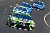 2017 Monster Energy NASCAR Cup Series<br /> O'Reilly Auto Parts 500<br /> Texas Motor Speedway, Fort Worth, TX USA<br /> Sunday 9 April 2017<br /> Kyle Busch, Interstate Batteries Toyota Camry<br /> World Copyright: Russell LaBounty/LAT Images<br /> ref: Digital Image 17TEX1rl_4400