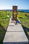 Hanga Roa Cemetery