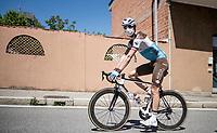 Oliver Naesen (BEL/AG2R-La Mondiale)<br /> <br /> 101st Milano-Torino 2020 (UCI 1.Pro)<br /> 1 day race from Mesero to Stupinigi (198km)