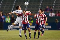 Club Deportivo Chivas USA vs Vancouver Whitecaps June 01 2011