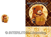 Alfredo, CHILDREN BOOKS, BIRTHDAY, GEBURTSTAG, CUMPLEAÑOS, paintings+++++,BRTOCH21081F,#BI# ,teddy bears