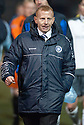 Stranraer's manager Stephen Aitken at the end of the game.