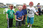 Best Friends Ryan Griffin, Taylor Kinsella, Alex Kinsella and Eamonn Canning at the Annual Sports Day at the Commons, Duleek...Photo NEWSFILE/Jenny Matthews.(Photo credit should read Jenny Matthews/NEWSFILE)....This Picture has been sent you under the condtions enclosed by:.Newsfile Ltd..The Studio,.Millmount Abbey,.Drogheda,.Co Meath..Ireland..Tel: +353(0)41-9871240.Fax: +353(0)41-9871260.GSM: +353(0)86-2500958.email: pictures@newsfile.ie.www.newsfile.ie.FTP: 193.120.102.198.