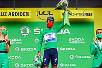 15th July 2021; Luz Ardiden, Hautes-Pyrénées department, France;   during stage 18 of the 108th edition of the 2021 Tour de France cycling race, a stage of 129,7 kms between Pau and Luz Ardiden.