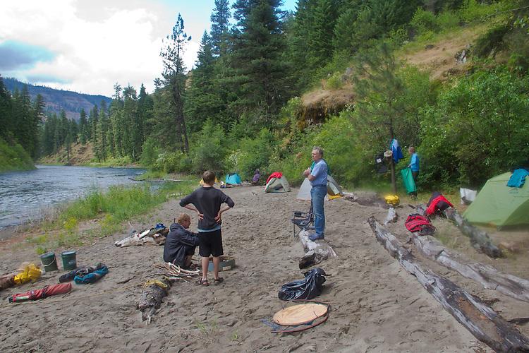 Oregon, river rafting, Grande Ronde River, Northeastern Oregon, Pacific Northwest,
