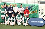 National Irish Bank FAI Summer Soccer School Launch