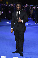 "Eric Kofi-Abrefa<br /> arriving for the ""Blue Story"" premiere at the Curzon Mayfair, London.<br /> <br /> ©Ash Knotek  D3534 14/11/2019"