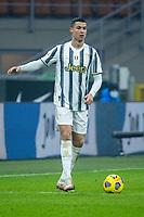 inter-juventus - Milano 2 febbraio 2021 - semifinale coppa italia - nella foto: ronaldo cristiano