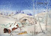 Fabrizio, Comics, CHRISTMAS SANTA, SNOWMAN, paintings, ITFZ27,#x# Weihnachten, Navidad, illustrations, pinturas
