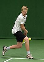05-12-10, Tennis, Almere, Reaal WJC Masters, Botic van de Zandschulp