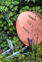 OSCCO abandoned tank, Columbus, Ohio