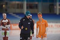 SCHAATSEN: HEERENVEEN: 19-11-2018, Topsporttraining, ©foto Martin de Jong