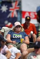 080308 International Test Cricket - NZ Black Caps v England