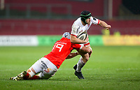 9th November 2019 | Munster vs Ulster<br /> <br /> Angus Curtis during the Round 6 PRO14 League clash between Munster Rugby and Ulster Rugby at Thomond Park, Limerick, Ireland. Photo by John Dickson / DICKSONDIGITAL