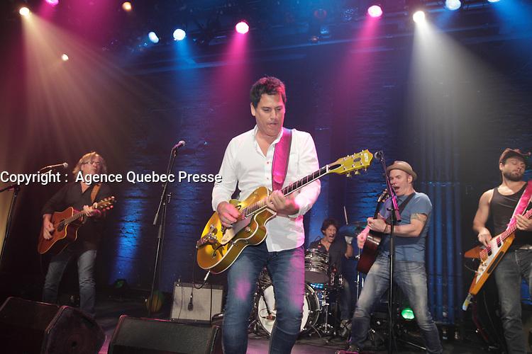 Les BB , le 26 mai 2015<br /> <br /> PHOTO :  Agence Quebec Presse