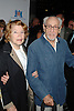 """Eli Wallach and wife Anne Jackson..posing for photographers at The New York Premiere of ..""""Canvas"""" starring Marcia Gay Harden and Joe Pantoliano..on October 9, 2007 at The French Institute. ....photo by Robin Platzer, Twin Images....212-935-0770"""